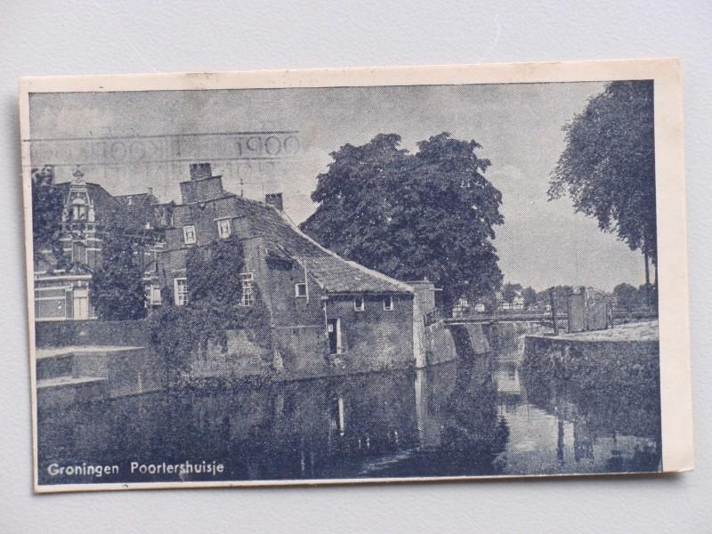 Groningen, Poortershuisje (1946)