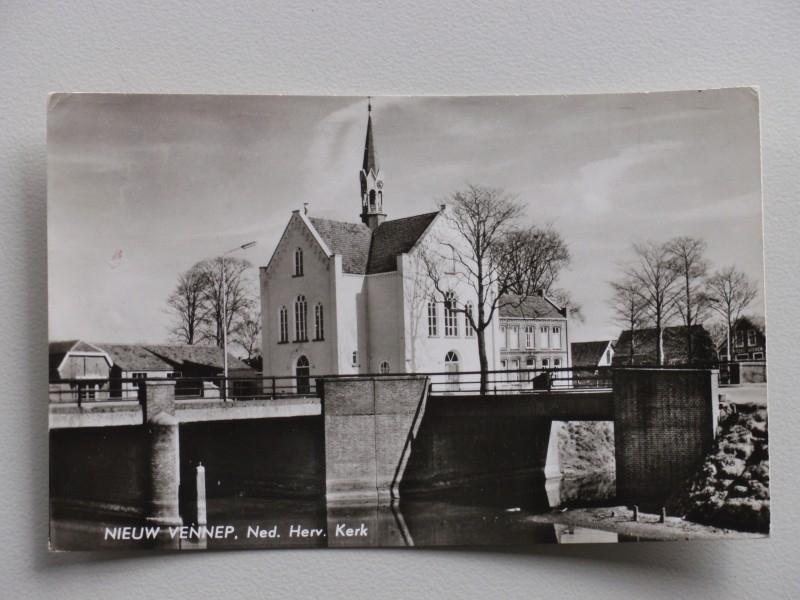 Nieuw Vennep, Ned. Herv. Kerk