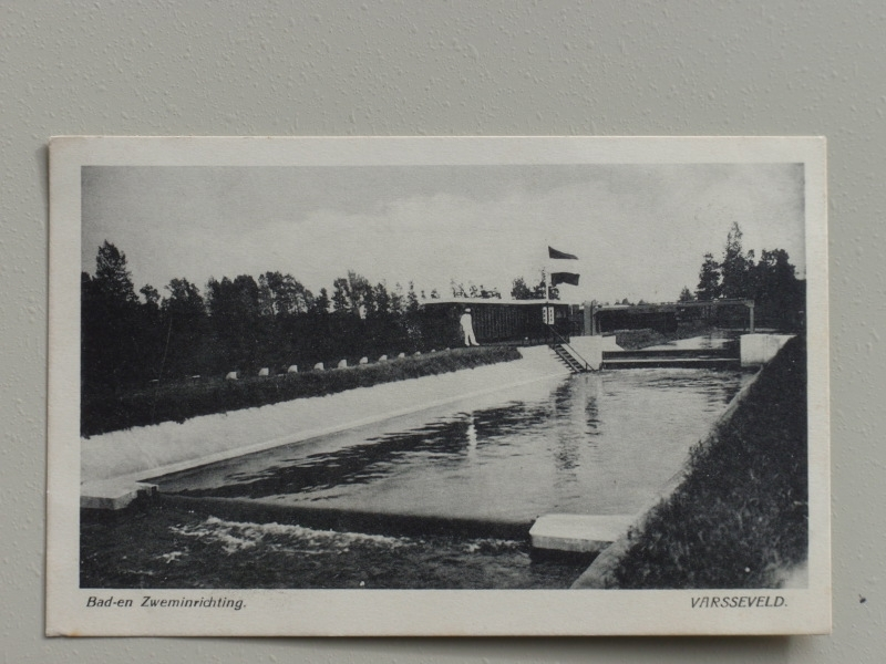 Varsseveld, Bad en Zweminrichting 1944