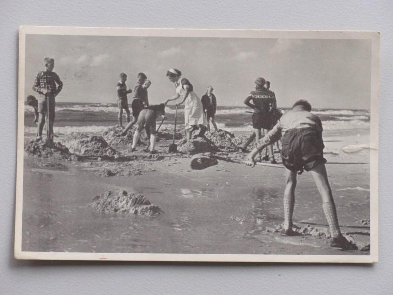 """Wijk aan Zee, Herstellingsoord """"Emmakinderhuis""""  (1961)"""