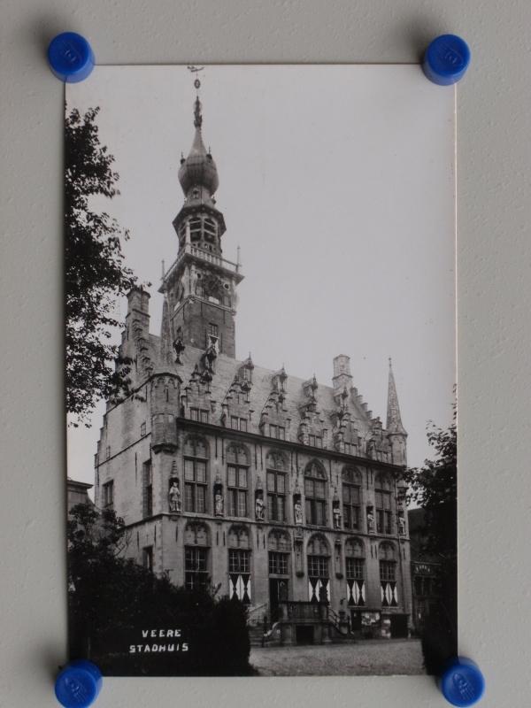 Veere, Stadhuis