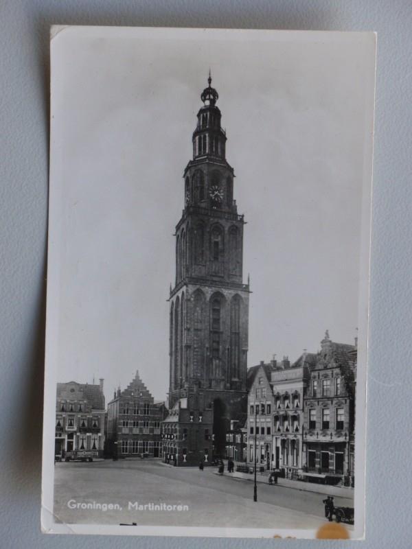 Groningen, Martinitoren (1954)