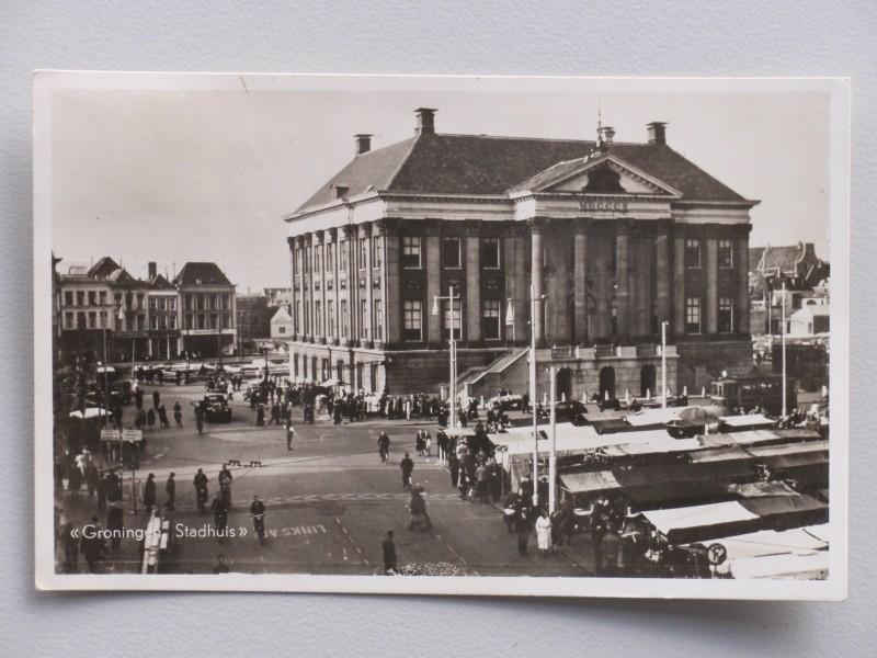 Groningen, Stadhuis (1953)