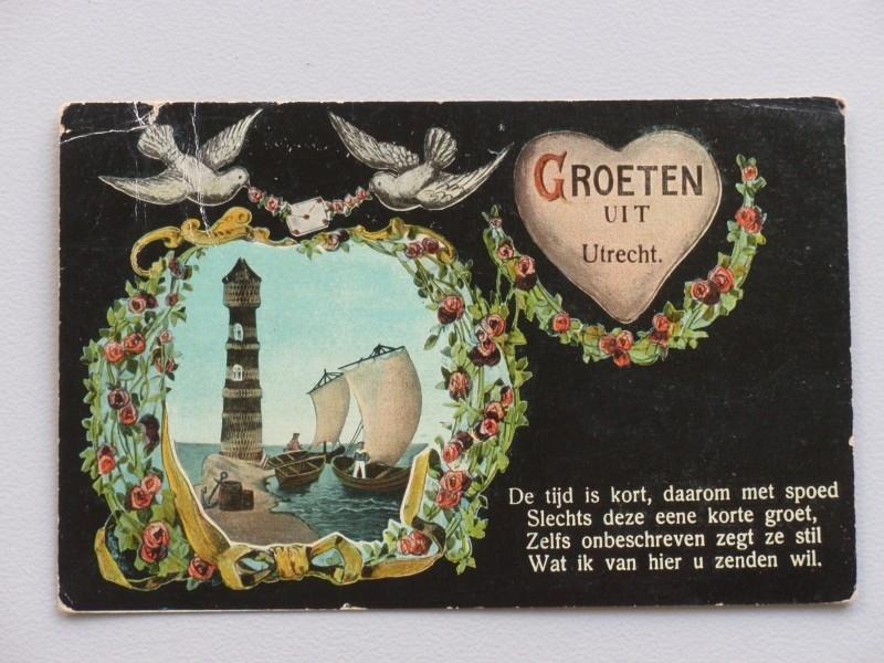 Utrecht, Groeten uit