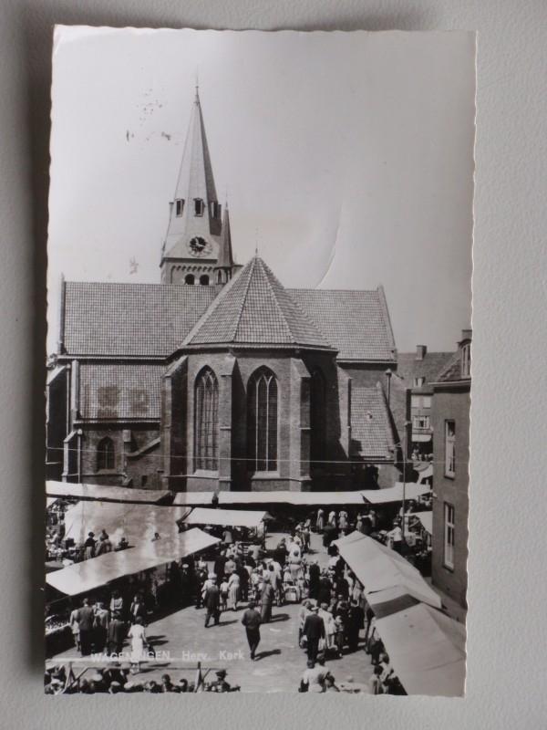 Wageningen, Herv. Kerk  (1967)