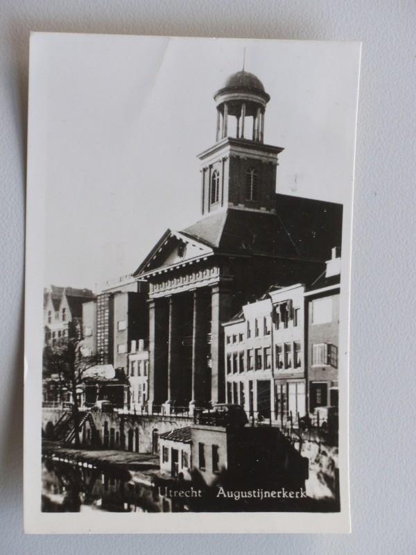 Utrecht, Augustijnerkerk  (1951)
