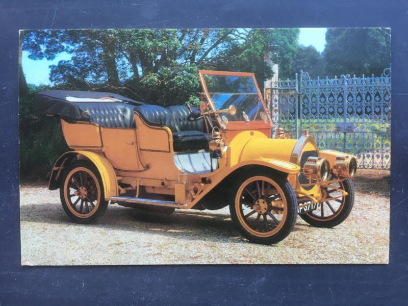 Adams, British 1908