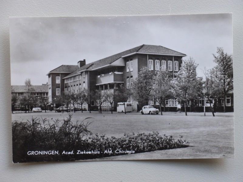 Groningen, Acad. Ziekenhuis-Afd Chirurgie (1968)