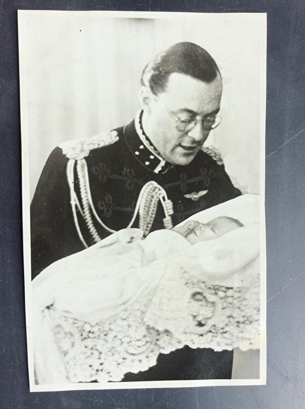 Prinses Marijke, soestdijk, 1947