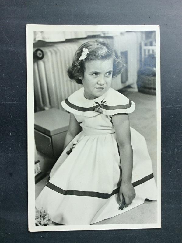 Prinses Margriet, Soestdijk, 1950