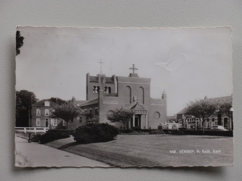 Nieuw Vennep, R.K.Kerk