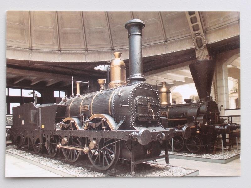 """Dampflokomotive """"AJAX"""""""