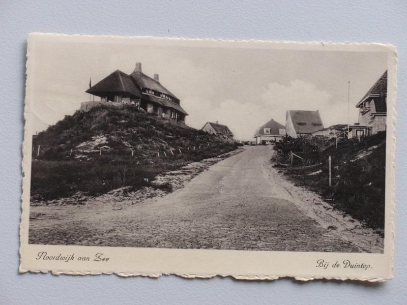 Noordwijk aan zee, Bij de Duintop (1939)