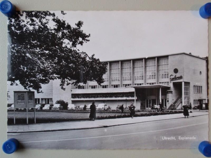 Utrecht, Esplanade (1966)