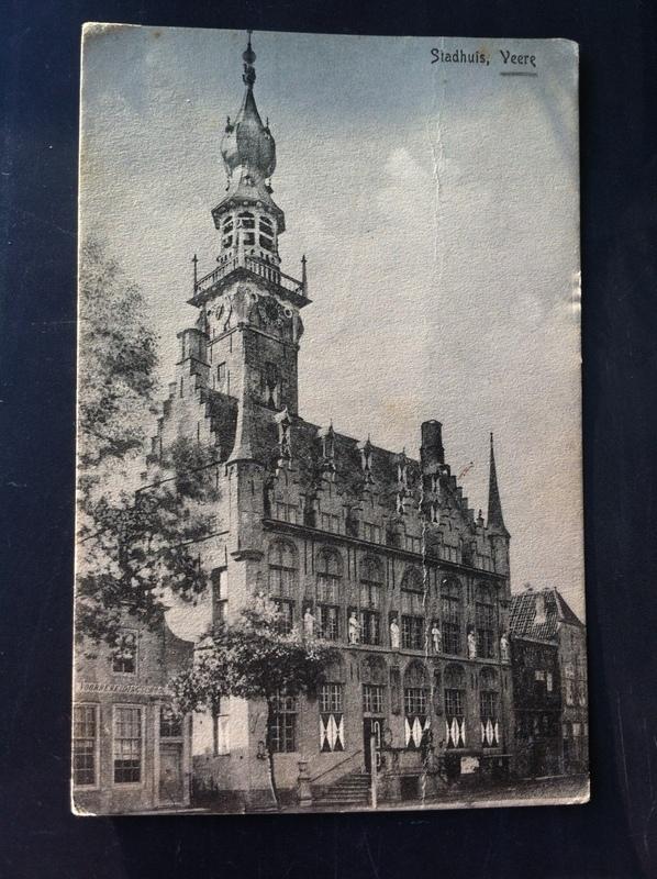 Veere, Stadhuis (1909)