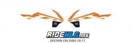 radia set Ktm SX 50 2016/2017 OEM