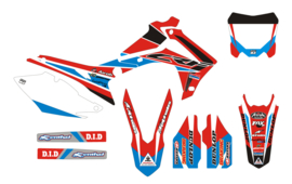 CRF complete set factory 2