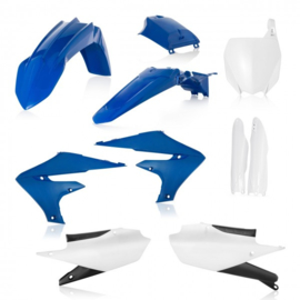 FULL PLASTIC KIT YAMAHA YZF 250 19 + 450 18/19 7 PIECES - STANDARD 19