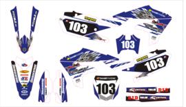 Complete set yamaha of troy YZF450 -18-19 Yamaha YZF 250-450 2019