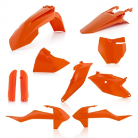FULL KIT PLASTIC KTM 85 18/19 - ORANGE