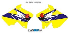 Radi set oem look  2008 RM125-250