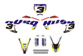Husqvarna tc 65 cc complete set HUSQnummer