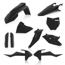 FULL KIT PLASTIC KTM 85 18/19 - BLACK