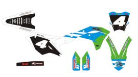 KXF 250 2017-2019 complete set  10