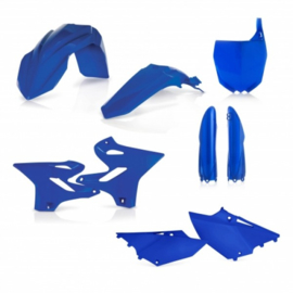 FULL PLASTIC KIT YAMAHA YZ 125-250 2014-2018 - BLUE