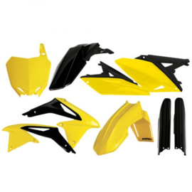 FULL KIT PLASTIC RMZ 250 10-18 - STANDARD 14