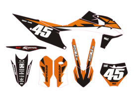 KTM complete set Strider Black