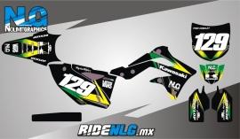 Point Mx graphics Kawasaki