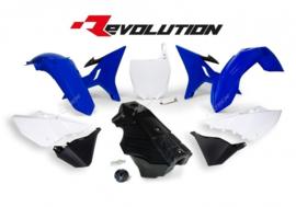 R-Tech Revolution Plastickit Yamaha YZ125 YZ250 2002-2019