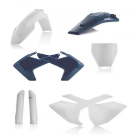 FULL PLASTIC KITS HUSQVARNA TC/FC 16-18 (NO TC 250 16) - STANDARD