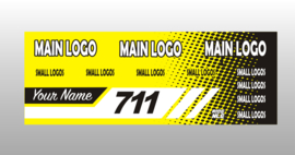Yellow Custom Banner
