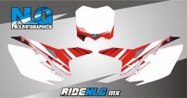 SX2 series #plates Honda