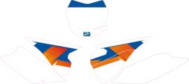 KTM SX-SXF 2015 nummer set 1