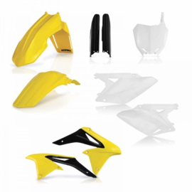 FULL KIT PLASTICS RMZ 250 2010-2018 - STANDARD 18
