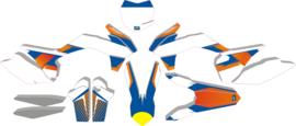 KTM SX-SXF 2015 complete set 1