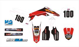 Honda of troy replica set