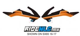 radia set Ktm SX 65 2016/2017 set 3