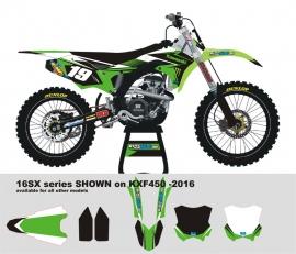 16sx semi custom set Kawasaki