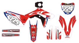 Honda CRF 250-450 2018 factory set