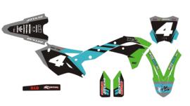 KXF 250 2017-2019 complete set 08