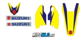 Suzuki RMZ 450 2008/2016 Stock look Trimset