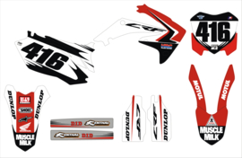 Complete set MM Honda CRF