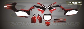 Honda Fade graphics kit