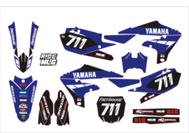 Yamaha MX graphics / stickersets