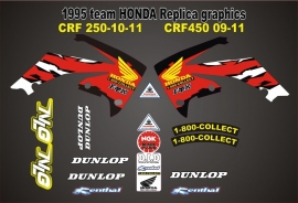 Retro mx graphics / stickers