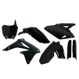 FULL KIT PLASTIC RMZ 250 10-18 - BLACK